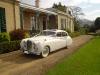 1954 Jaguar MK V11 sedan